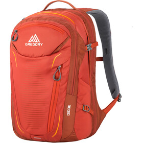 Gregory Diode 34 Backpack Men Ferrous Orange